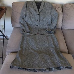 The Limited A-Line Skirt Suit Set